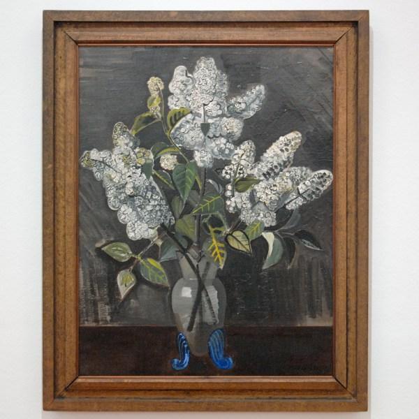 Jean Brusselmans - Lilas (Seringen) - Olieverf op doek, 1931
