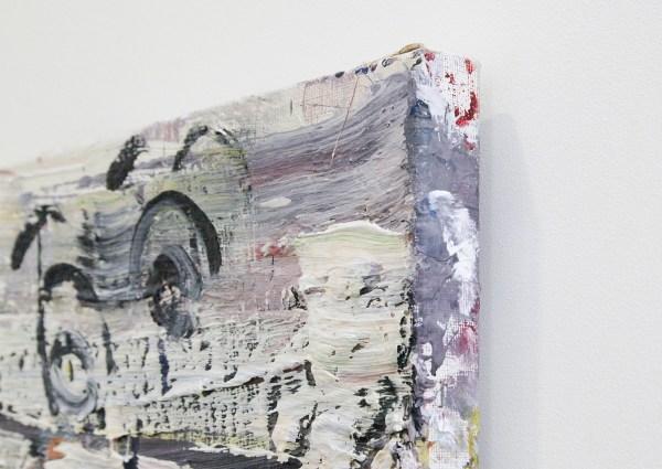Grimm - Philippe Vandenberg - No Title - 80x100cm Olieverf op canvas (detail)