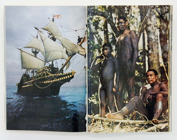 Martin van Zomeren - Nicolas Lamas - Parallel Worlds - 26x35cm National Geographic Magazine