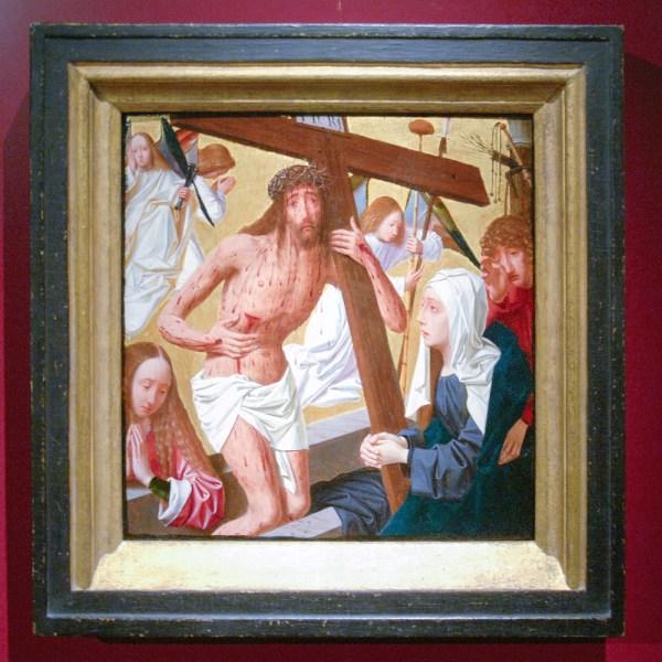 Geertgen tot Sint-Jans - Man van Smarten - ca 1490