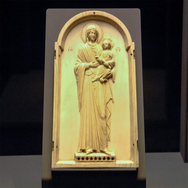 Moeder Gods Hodegetria - Byzantium, 940-960