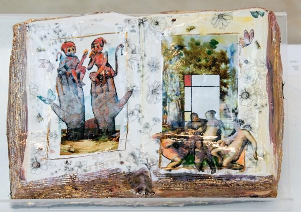 Jan van Hoof Galerie - Nicolas Dings