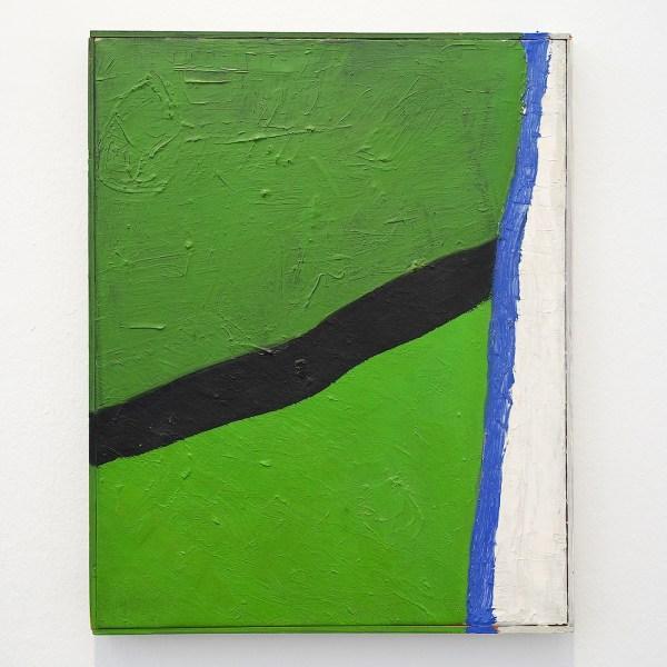 Raoul de Keyser - Zonder Titel - Olieverf op doek en hout, 1964,1966