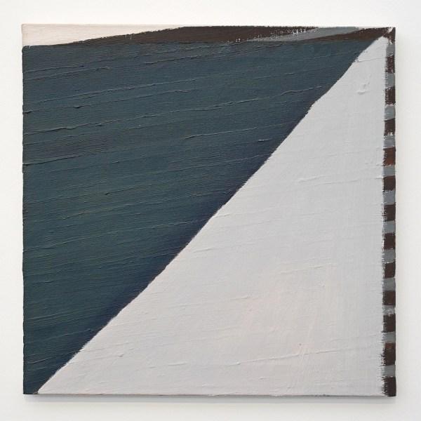 Raoul de Keyser - Zeilen Heuvels - Olieverf op doek, 1979