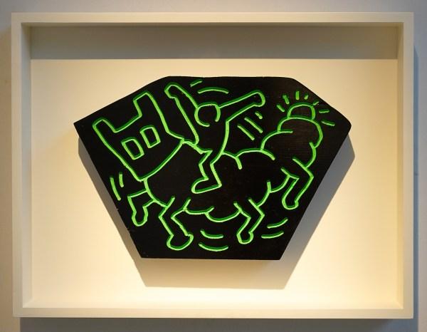 Samuel Vanhoegaerden Gallery - Keith Haring