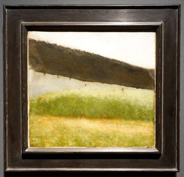 Le Claire Kunst - Vilhelm Hammershoi