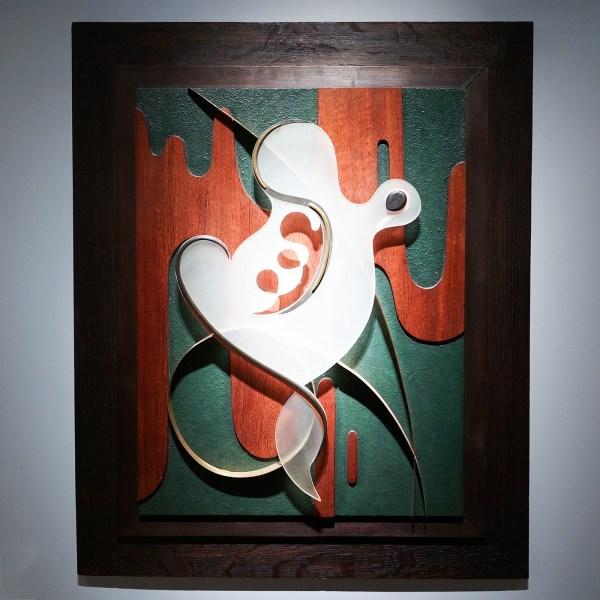 Le Minotaure Galerie - Cesar Domela