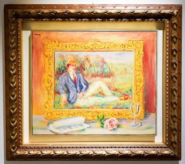 d Arte Maggiore Galleria - Rene Magritte