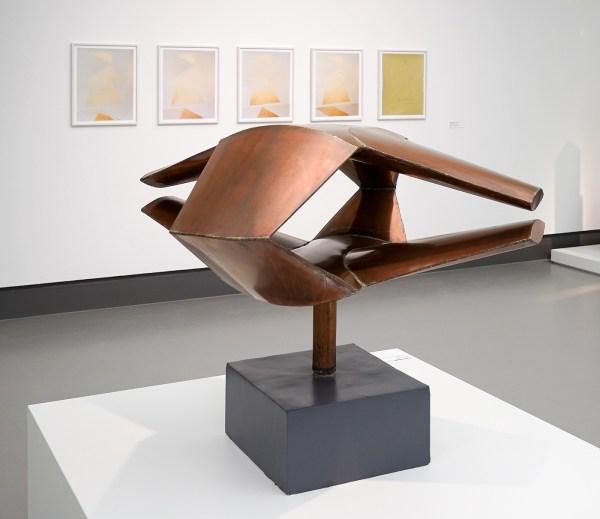 Carel Visser - Birds - Koper - Kunstcollectie de Nederlandsche Bank