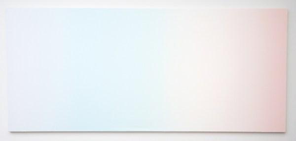 Jan Andriesse - Rainbow - Acrylverf en vernis op linnen - Collectie AkzoNobel Art Foundation