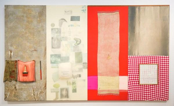 Thaddaeus Ropac Galerie - Robert Rauschenberg