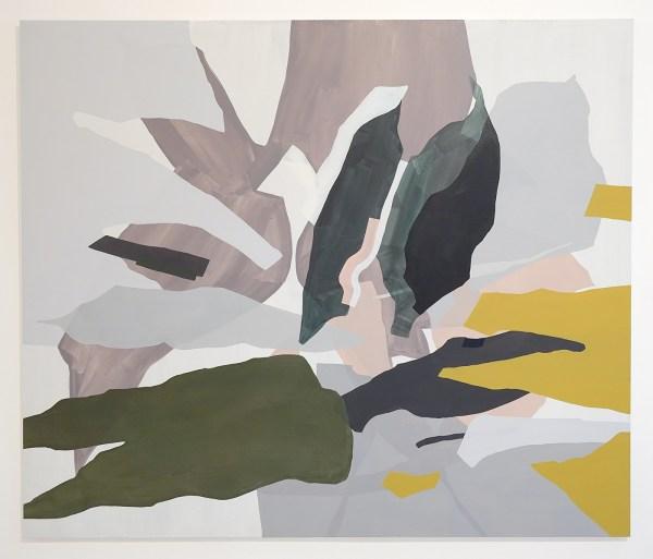 Liesbeth Piena - Maculata - 170x200cm Olieverf en acrylverf op linnen