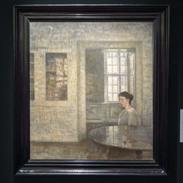 Adam Williams Fine Art - Vilhelm Hammershoi