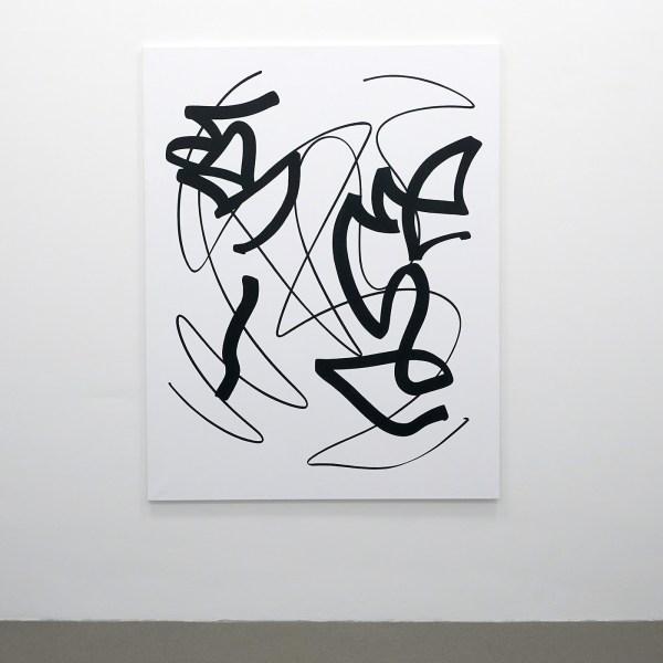 Jaap Kroneman - Untitled - Olieverf op linnen