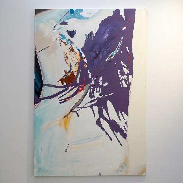 Koen van den Broek - Cut Away #1 - 210x140cm Olieverf op canvas