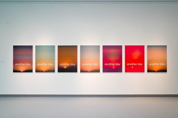 Marijke van Warmerdam - Another Day - Zeefdrukken op papier