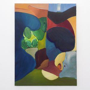 Julius Stibbe - De Familie - 80x60cm Olieverf op canvas