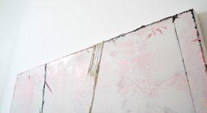 Ronald Zuurmond - Zonder Titel - 100x110cm, Olieverf op canvas (detail)