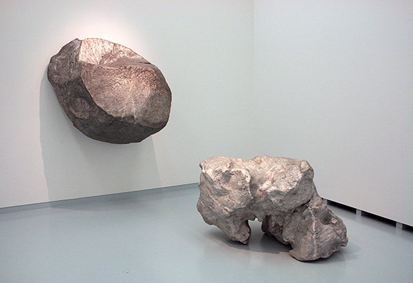 Adam Colton - The Lump Series - Aluminium