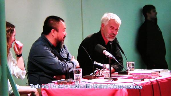 Ai Weiwei - So Sorry - Video