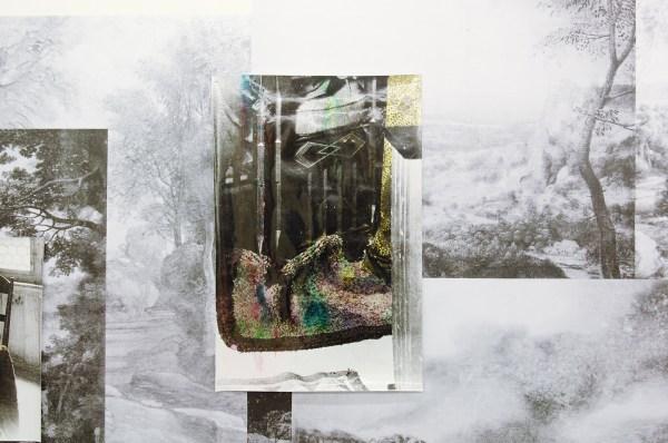 Alexandra Leykauf - Peter Behrens Arbeitszimmer II - 130x90cm Gekleurde zilver gelatine print