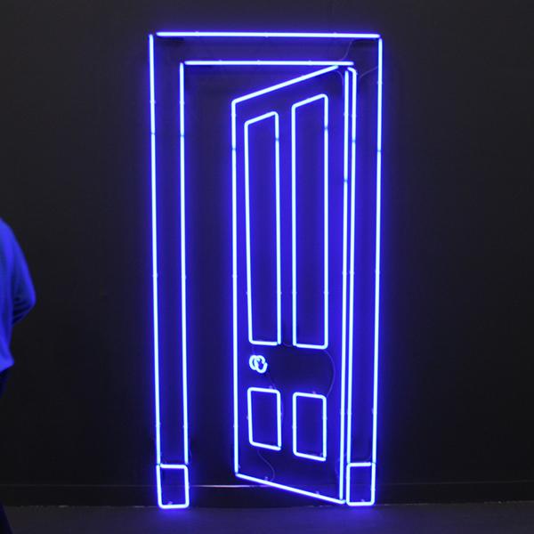Almine Rech Gallery - Onbekende Kunstenaar