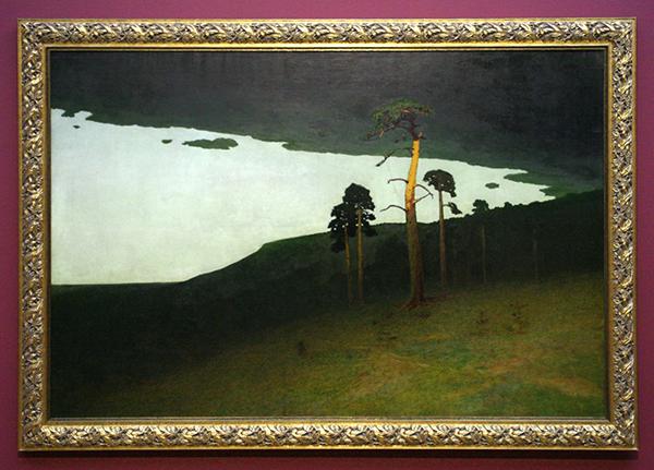 Archip Koeindzji - De Krim - Olieverf op doek 1905