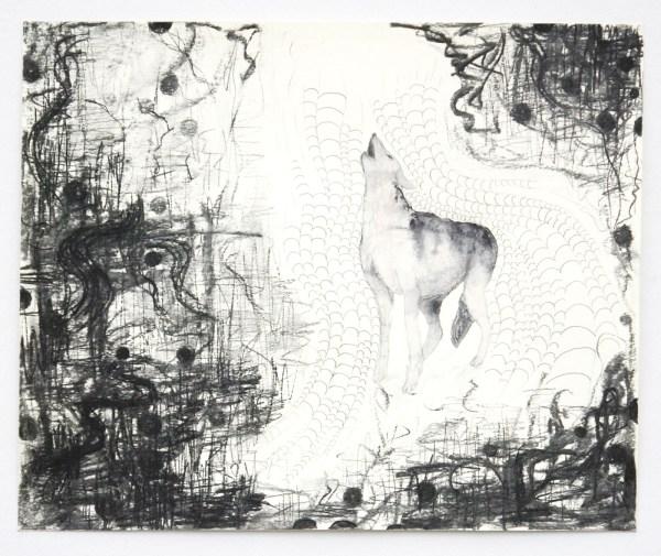 Arno Kramer - Zonder Titel - 36maal Aquarel, houtskool, potlood en collage op papier