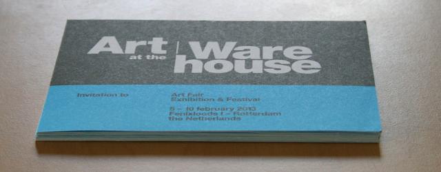 Binnenkort begint ArtRotterdam met de daarbij behorende side-events. Net zoals de voorgaande jaren is er ook weer een Re:Rotterdam die vooral voor individuele kunstenaars is en RAW Art Fair waar […]