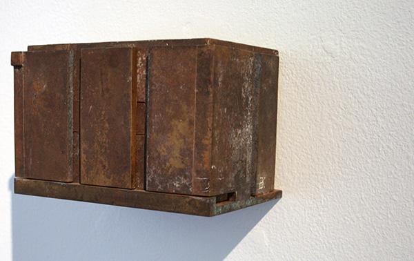 Bart Kelholt - Zonder Titel - 11x17x10cm Brons
