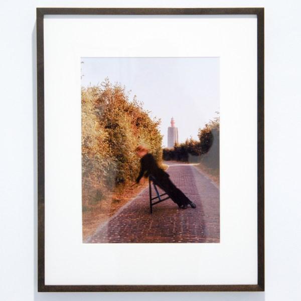 Bas Jan Ader - Broken Fall (Geometric) - 16x30cm Kleurenfoto, 1971
