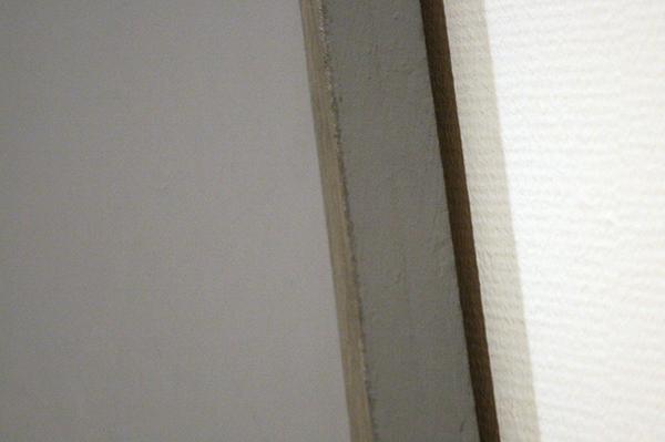 Ben Akkerman - Zonder Titel - Acrylverf op doek op paneel 1 (detail)