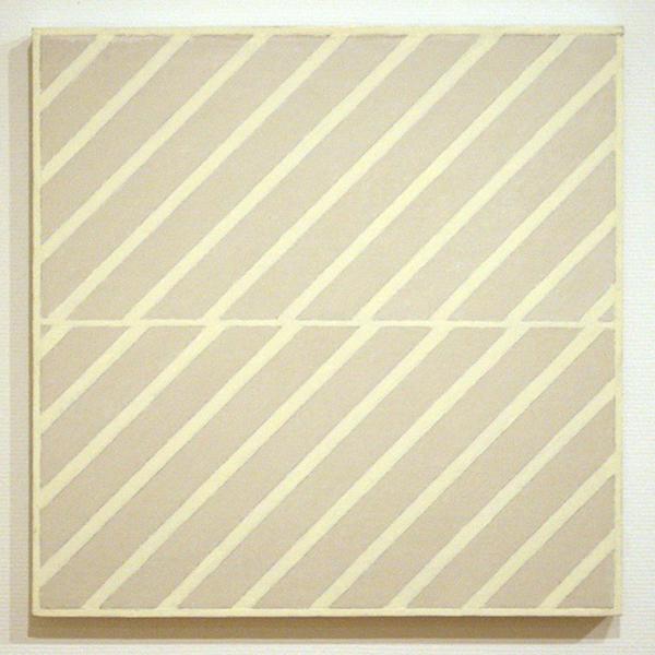 Ben Akkerman - Zonder Titel - Olieverf op doek en houten lijst