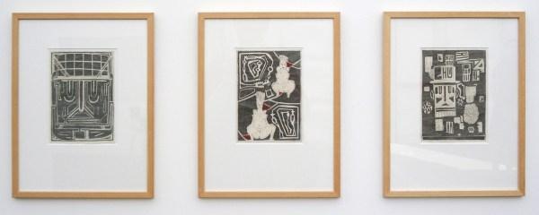 Bernard Jordan Galerie - Onbekende kunstenaar
