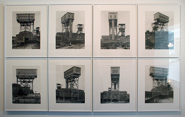 Bernd & Hilla Becher - Diverse - Foto's