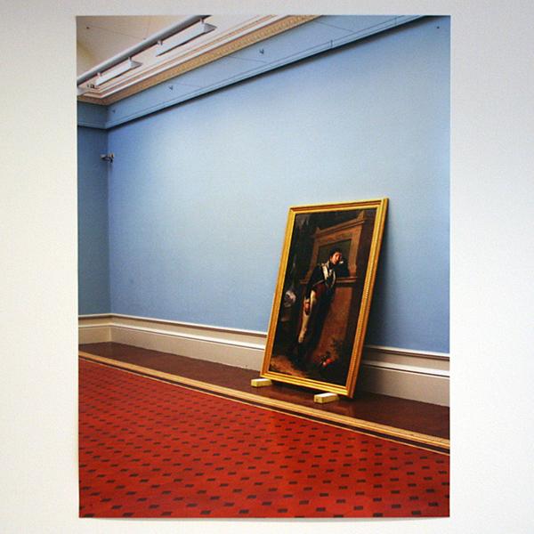 Berndnaut Smilde - Bored Art - Lambdaprint 2009
