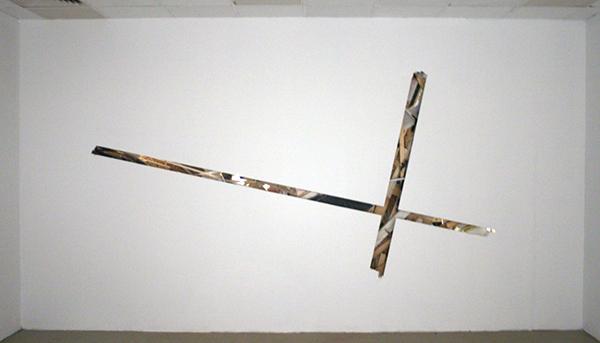 Boris Tellegen - Installatie