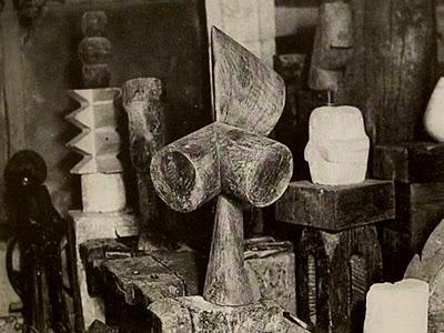 Brancusi - Exotic Plant - 1924