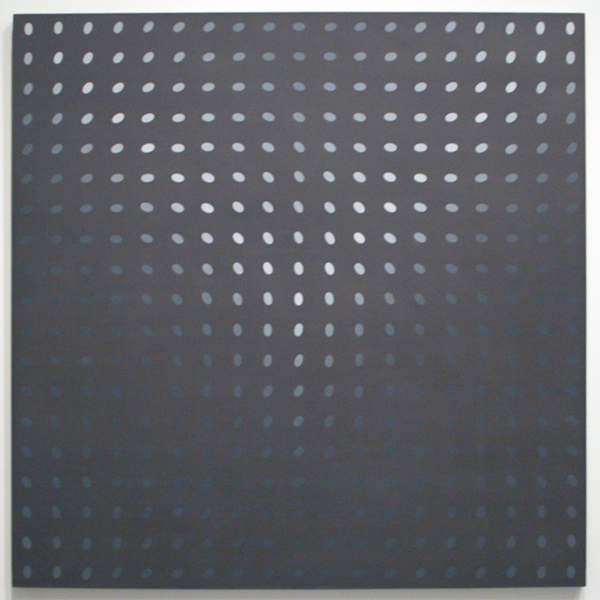 Bridget Riley - Deny II - PVA emulsie op canvas