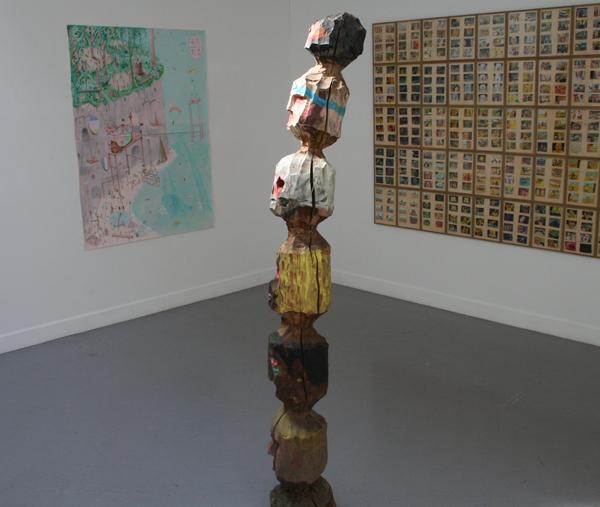 Charlie Roberts - Onbekende titel - Sculptuur