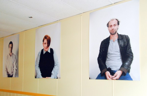Christoph Meier & Axel Stockburger - Il Grande Silenzio, Posters of Casting Portraits, Jakob Lena, Ludwig, Richard - Posters