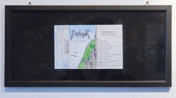 Costin Chioreanu - Bootleg cassette sleeves - Inkt op papier