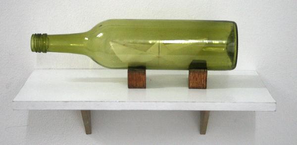 Daan Lievense - Boat in Bottle