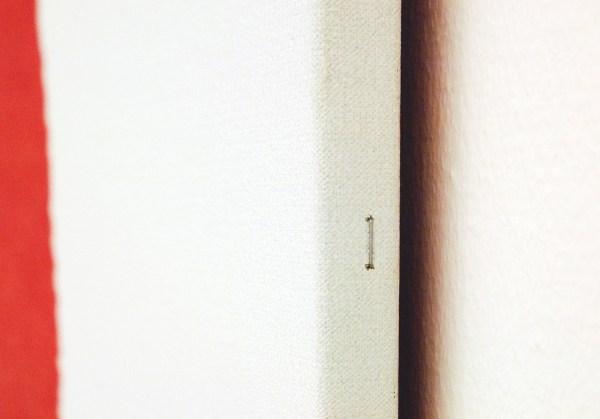 Daan van Golden - Study HM - Olieverf op doek 2003 (detail)