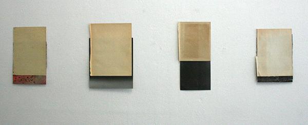 Dieuwke Spaans - Untitled & Untitled & Untitled & Untitled