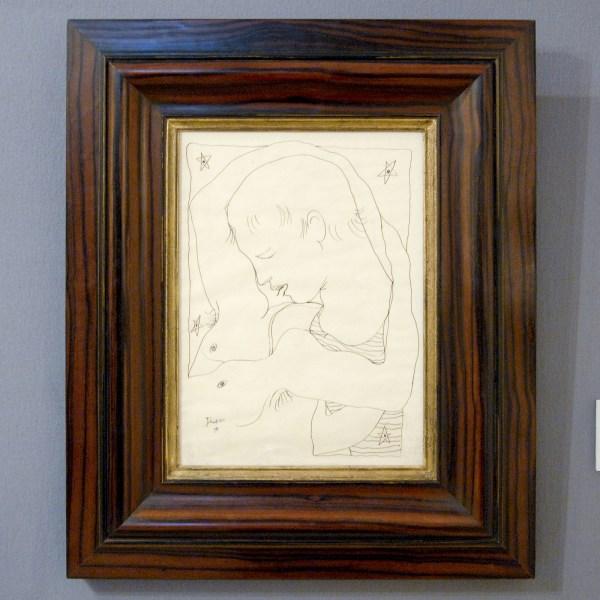 Dolf D van Omme - Jean Cocteau
