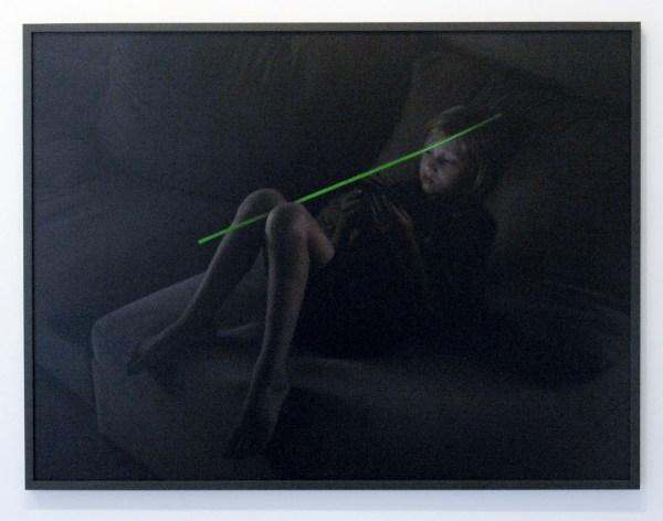 Elspeth Diederix - Straw - 76x100cm C-print