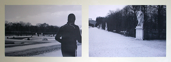 Eva Pel - Untitled (From the series Jogger Vienna)
