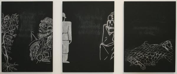 Falke Pisano - Structure for Repetition (not representation) - Installatie sculptuur_detail