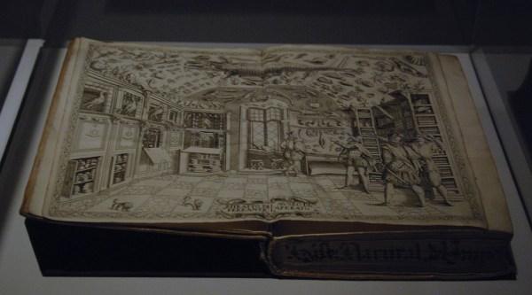 Ferrante Impersato - Pagina van Dell'Historia Naturale uit 1599